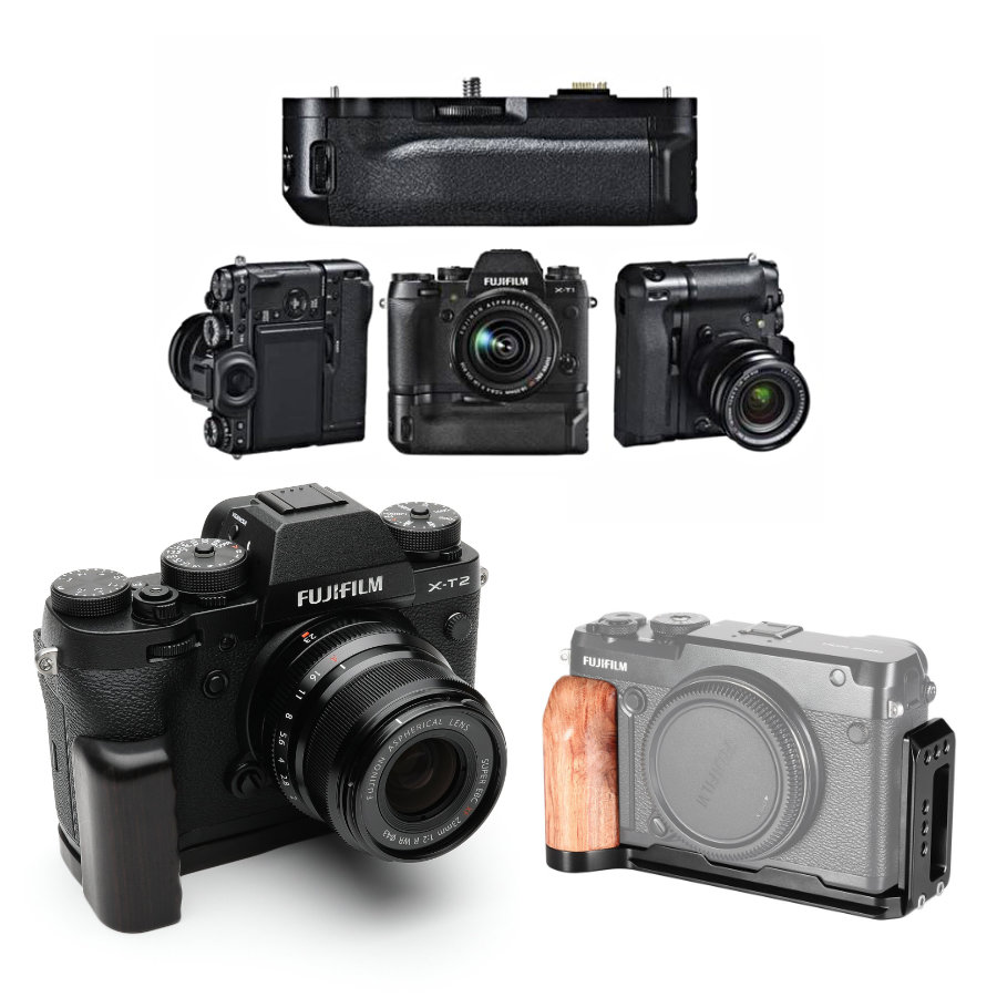 Battery Grip per Fujifilm