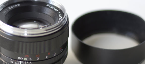 Zeiss Planar 50mm F/1.4